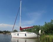 Продам яхту-швертбот Mariner 830,  2009 г.в.